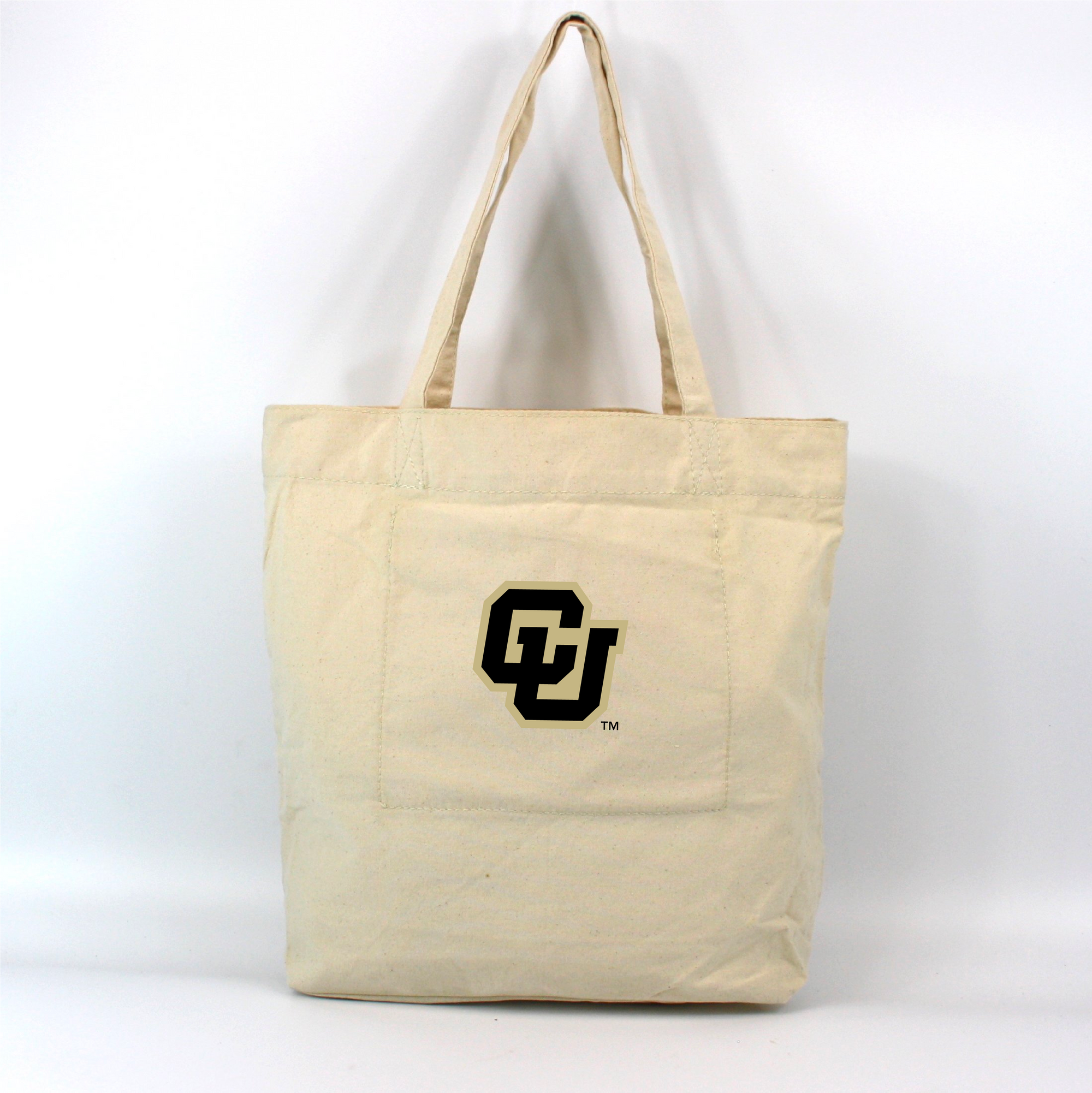 UNIVERSITY OF COLORADO CU Logo Cause Gear Market Tote