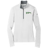 ST. MARY SCHOOL Script Nike Women's Dri-Fit 1/2 Zip Cover Up