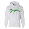 St. Mary School Olde Script Champion Adult 9 oz. Double Dry Eco Pullover Hoodie