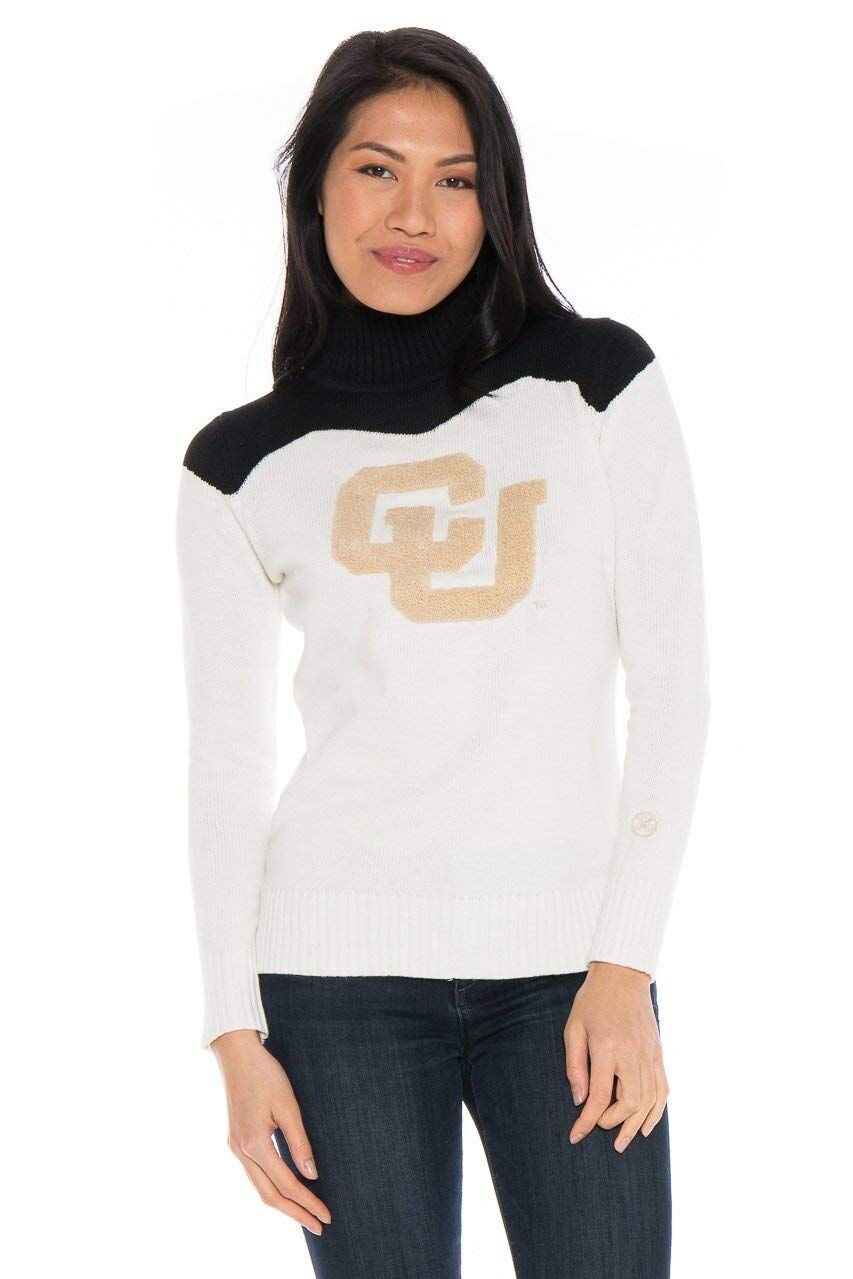 UNIVERSITY OF COLORADO Buffaloes Women's Cheer Sweater