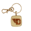 Dayton Glass Key Chain
