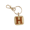 Harvard Glass Key Chain
