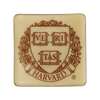 HARVARD UNIVERSITY Seal Glass Dish