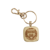 Harvard Seal Glass Key Chain