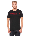 ILLINOIS STATE UNIVERSITY Redbirds Men's Crew Neck Tee