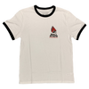 BALL STATE UNIVERSITY Cardinals Men's Ringer Tee