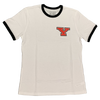 YOUNGSTOWN STATE UNIVERSITY Penguins Men's Ringer Tee