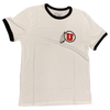 UNIVERSITY OF UTAH Utes Men's Ringer Tee