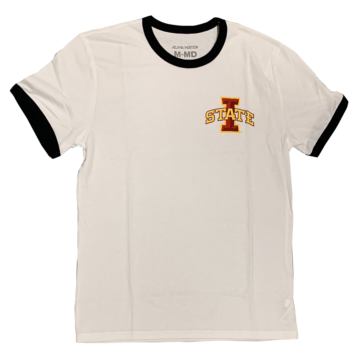 IOWA STATE UNIVERSITY Cyclones Men's Ringer Tee