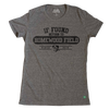 Johns Hopkins University • If Found Return to Homewood Field Women's Tee