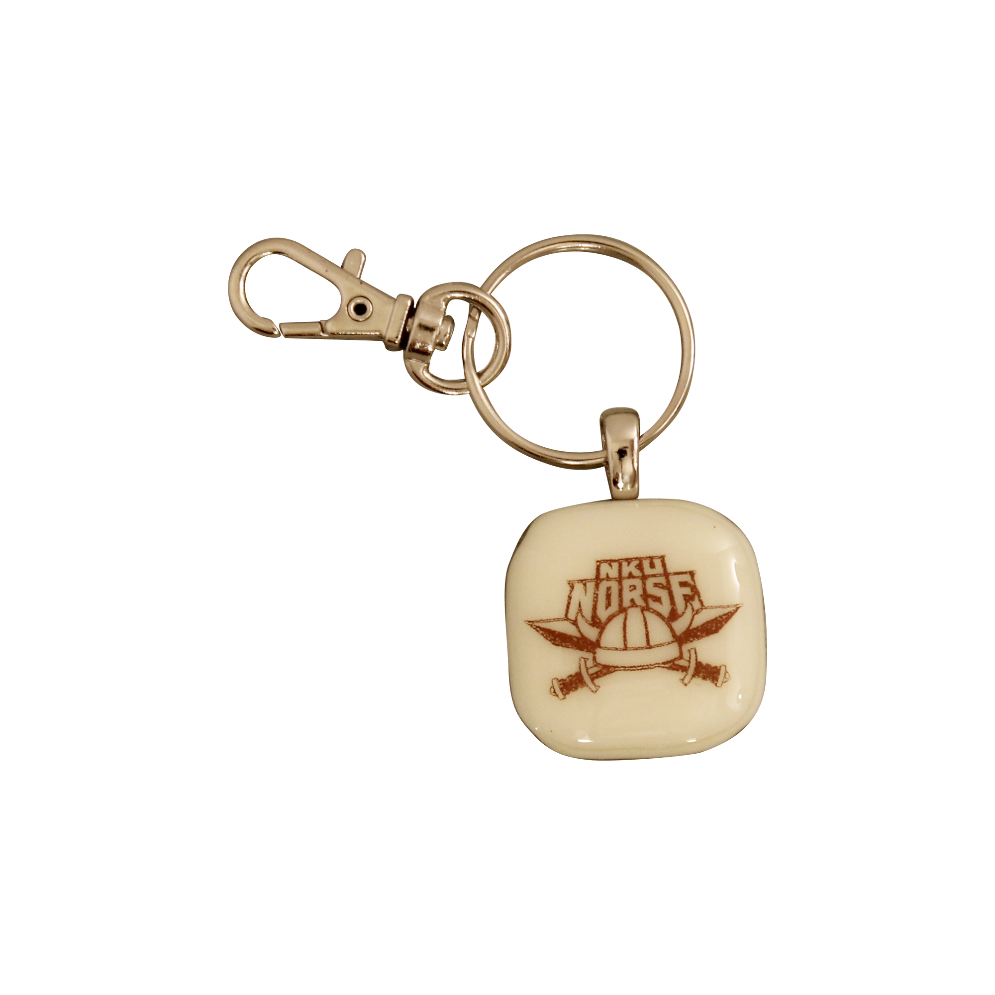 NORTHERN KENTUCKY UNIVERSITY Glass Key Chain