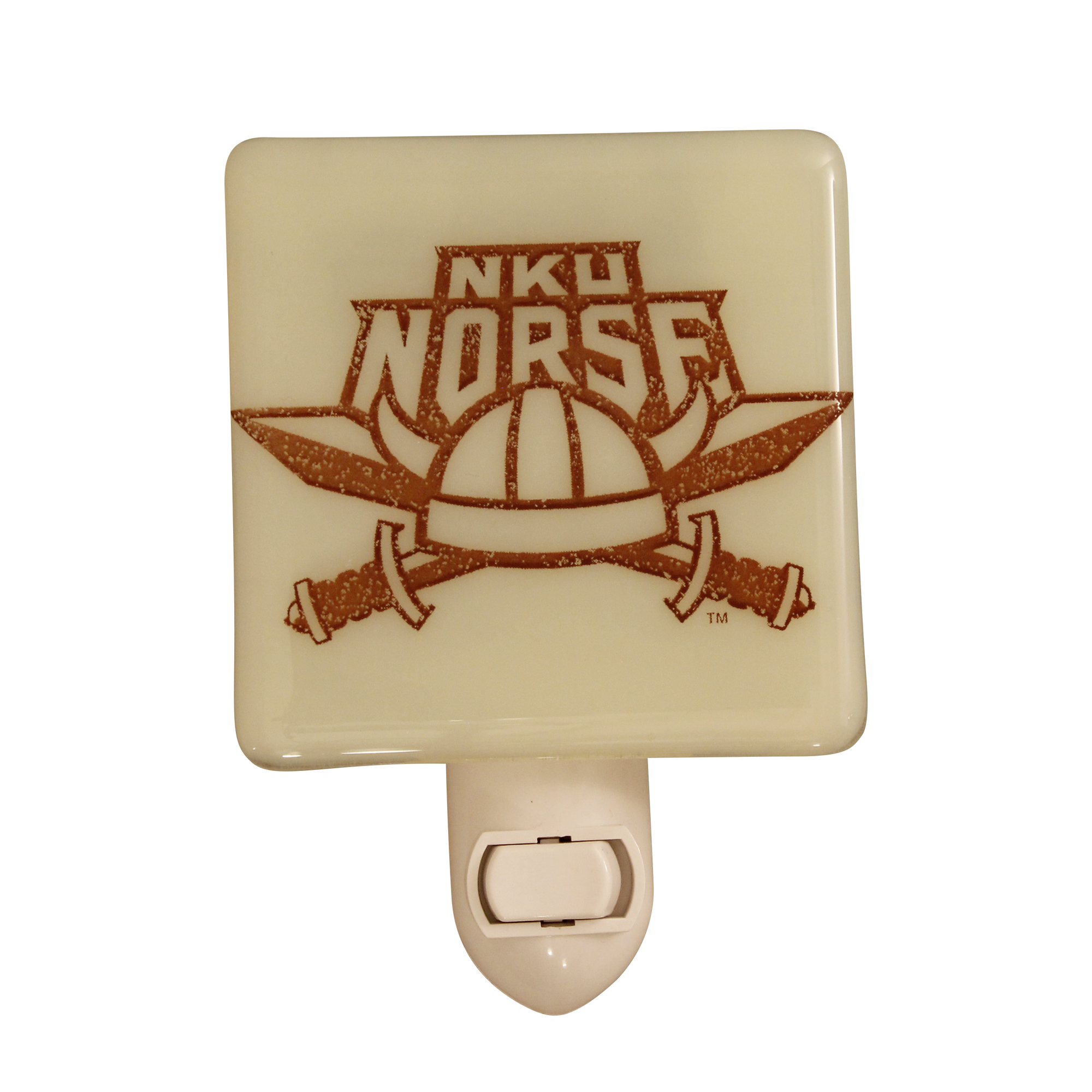 NORTHERN KENTUCKY UNIVERSITY Glass Night Light