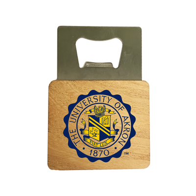 The University of Akron Small Bottle Openers