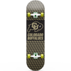 UNIVERSITY OF COLORADO Buffaloes Skateboard