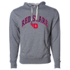 University of Dayton Red Scare Unisex French Terry Hooded Pullover