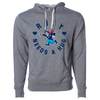 University of Dayton Rudy needs a hug Unisex French Terry Hooded Pullover