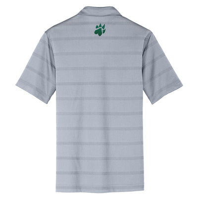 ST. MARY SCHOOL Hyde Paw Nike Men's Dri-Fit Fade Stripe Polo