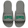 ST. MARY SCHOOL ISlide Curve SMS Grey Sandals