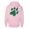 St. Mary School SMS Paw Youth Hoodie (Grey & Pink)