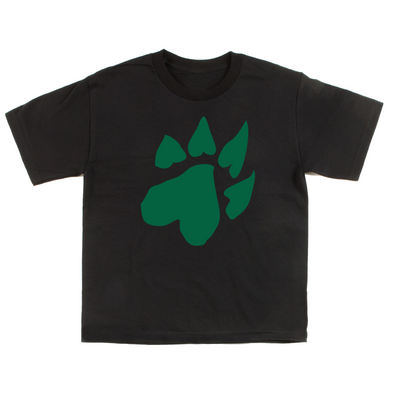 ST. MARY SCHOOL BI-BLEND YOUTH MEGA TEE PAW