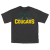 ST. MARY SCHOOL BI-BLEND YOUTH MEGA TEE COUGARS EYES