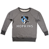 Johns Hopkins University Women's French Terry Raglan Boatneck