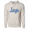 Johns Hopkins University Jays Unisex French Terry Hooded Pullover
