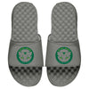 ST. MARY SCHOOL ISlide Circle Eyes Grey Sandals