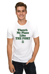COLORADO STATE UNIVERSITY Rams Men's Organic Tee