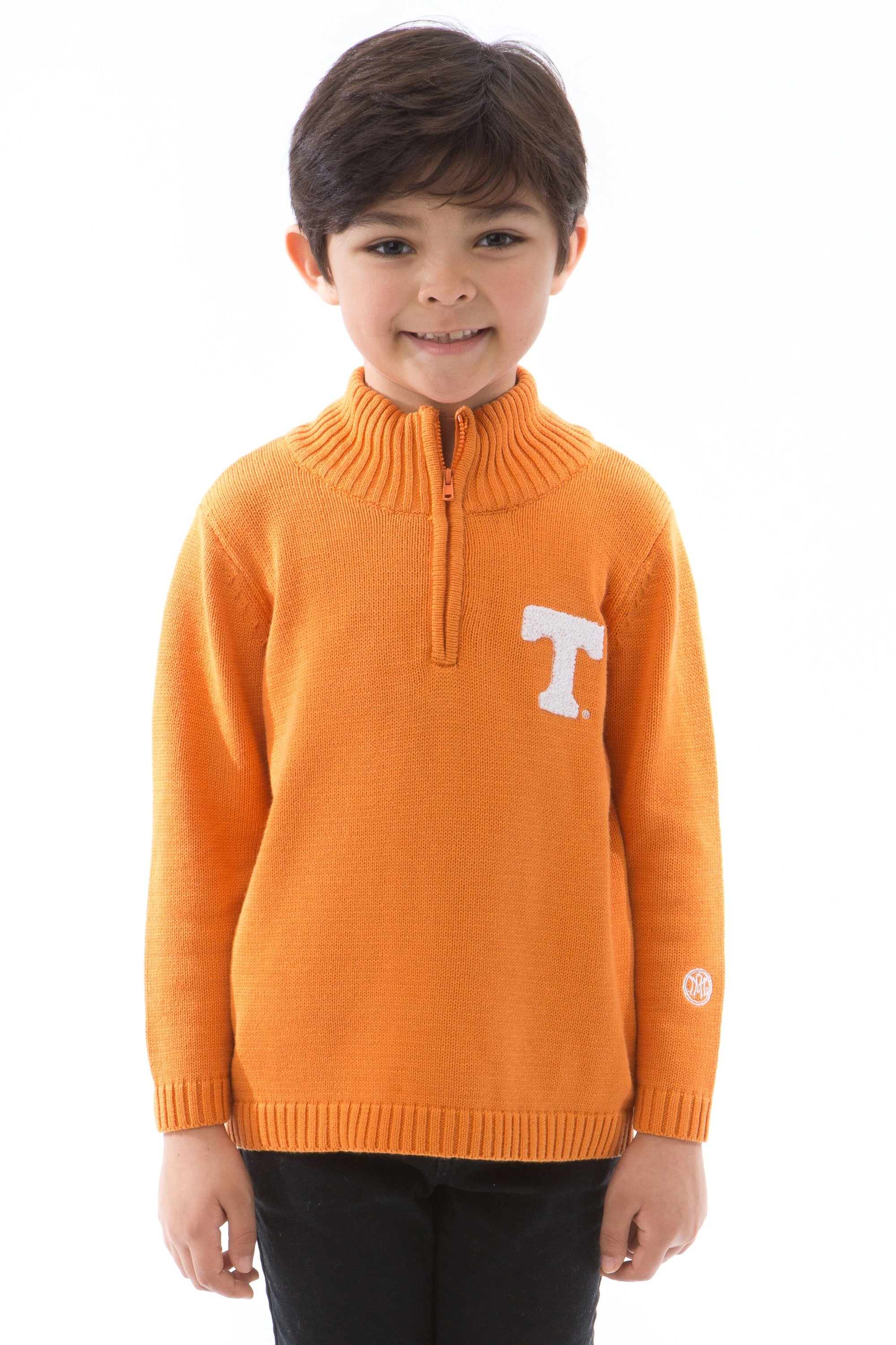 UNIVERSITY OF TENNESSEE Vols Boy's Quarter Zip