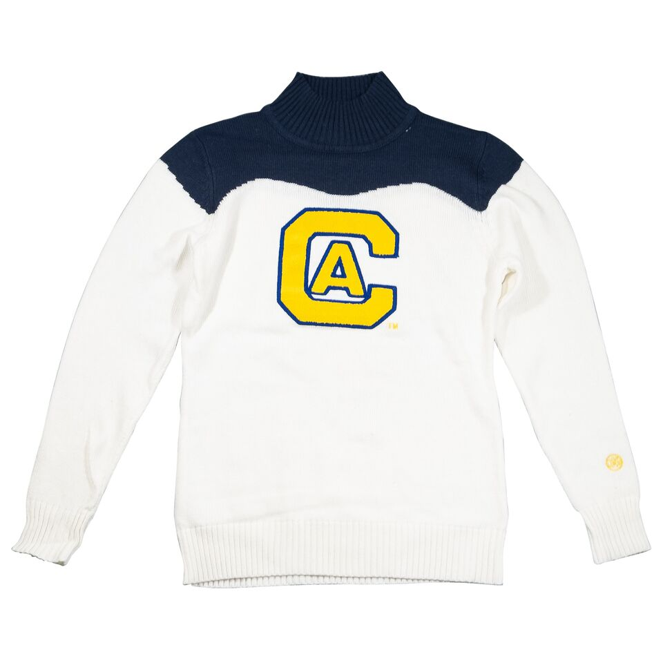 UNIVERSITY OF CALIFORNIA, DAVIS Aggies Women's Cheer Sweater