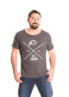 UNIVERSITY OF UTAH Utes Men's Recycled Tee