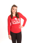 UNIVERSITY OF UTAH Utes Women's Long Sleeve Tee
