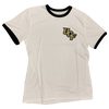 CENTRAL FLORIDA UNIVERSITY Golden Knights Men's Ringer Tee