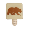 CAL Bear Glass Night Light