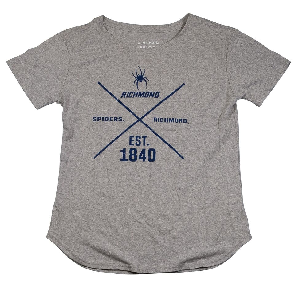 UNIVERSITY OF RICHMOND Spiders Men's Recycled Tee