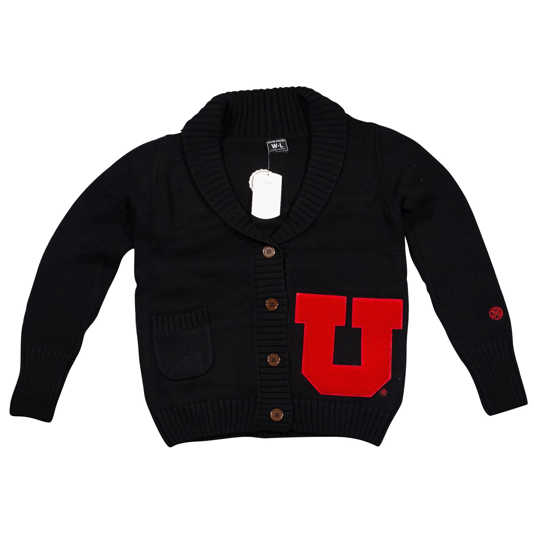 UNIVERSITY OF UTAH Utes Women's Letterman Cardigan