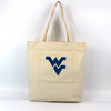 WEST VIRGINIA UNIVERSITY Mountaineers Cause Gear Market Tote