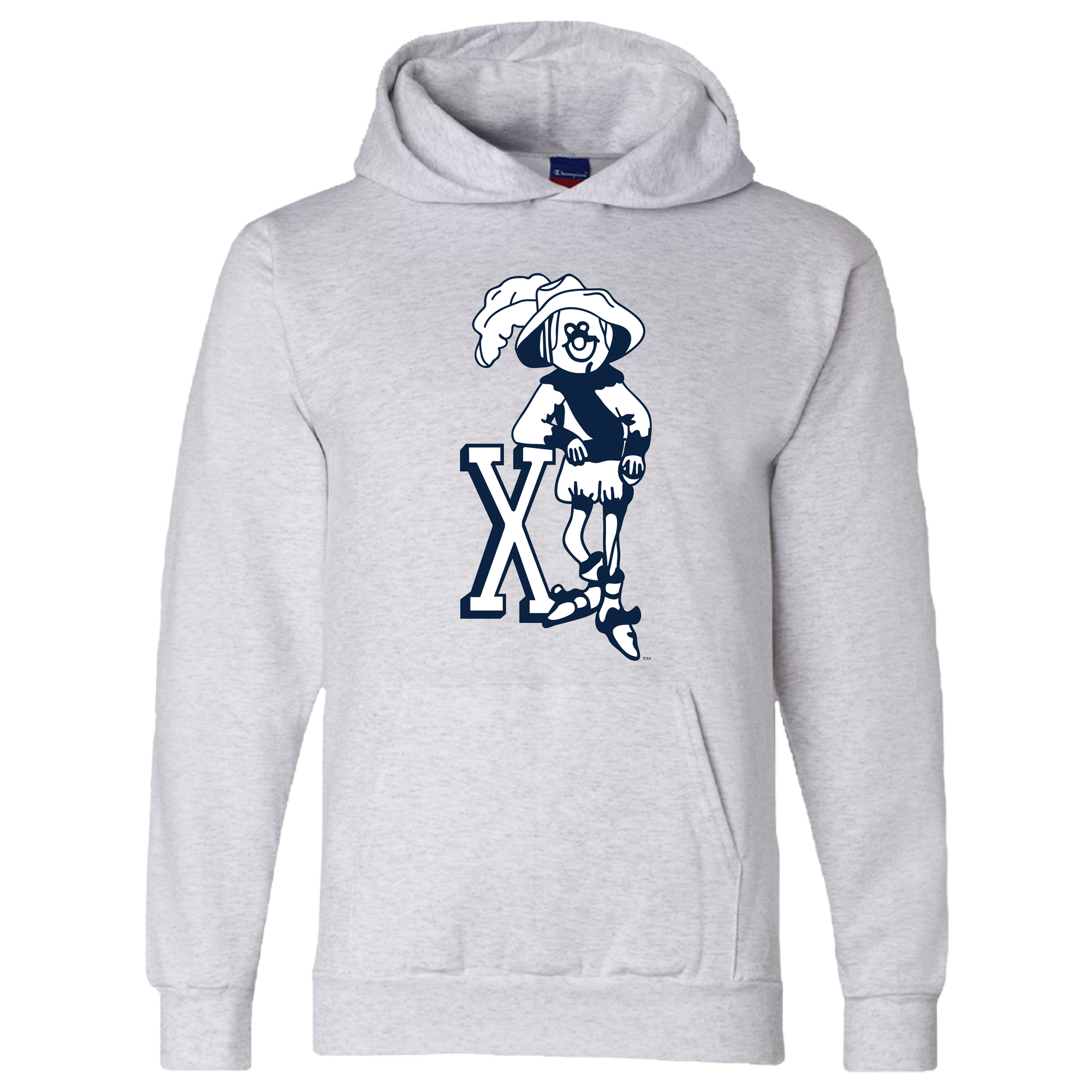 XAVIER UNIVERSITY X Musketeers Champion Hoodie Victory Parkway Collection