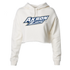 The University of Akron Zips Women's Cropped Hoodie