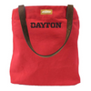 University of Dayton Mark Cause Gear Red Day Tote
