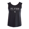 University of Dayton Flyer Faithful Women's Muscle Tank