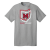 MIAMI UNIVERSITY Redhawks Miami Merger Linked Ohio Crewneck Tee