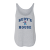 University of Dayton Rudy's House Women's Side Slit Tank