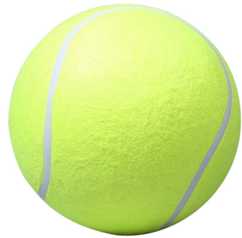 Dog Ball Toy 9.5 Inch Large Tennis Ball