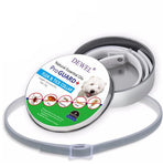 Non-Toxic Flea & Tick Collar with All Natural Essential Oils for Dogs