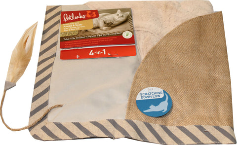 Knead & Seek  4 In 1 Mat With Catnip