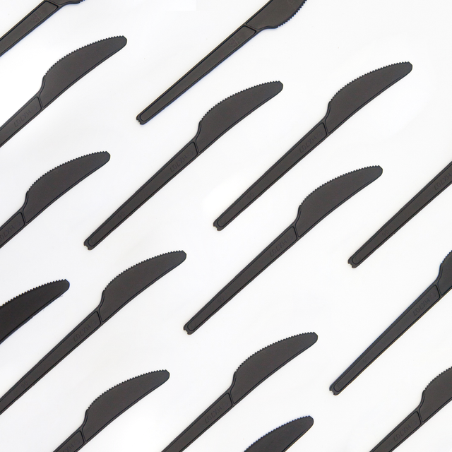 Cutlery - Black - Knife