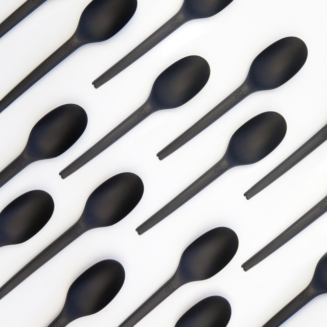 Cutlery - Black - Spoon