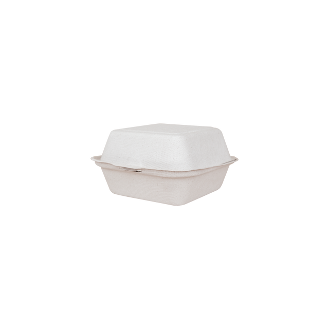 Bagasse - Burger Clam 480ml / 500
